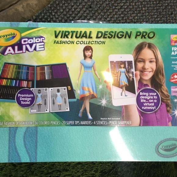 Crayola Other Virtual Design Pro Poshmark